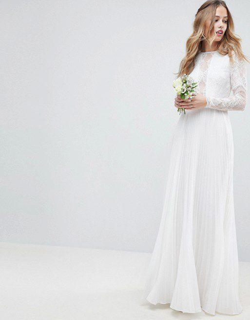 Robe de mariée ASOS EDITION - Robe de mariage