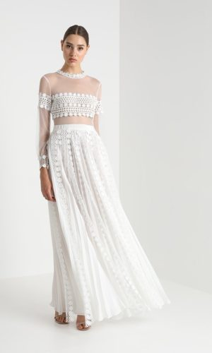 Forever Unique - Robe de cocktail - Robe de mariée pas cher - The Wedding Explorer