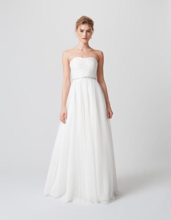 MONSOON - ROBE DE MARIÉE JOLIMENT DÉCORÉE KLARA - Robe de mariée pas cher - The Wedding Explorer