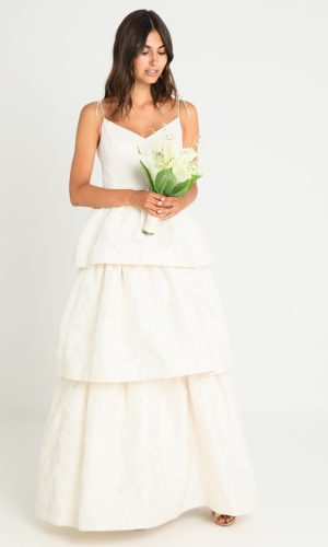 Adrianna Papell - Robe de cocktail - Robe de mariée pas cher - The Wedding Explorer