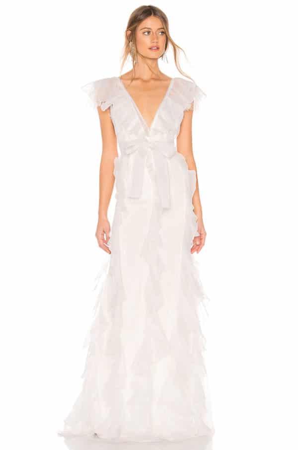 Revolve - Robe de mariée MY BABY LOVE - Robe de mariée pas cher - The Wedding Explorer