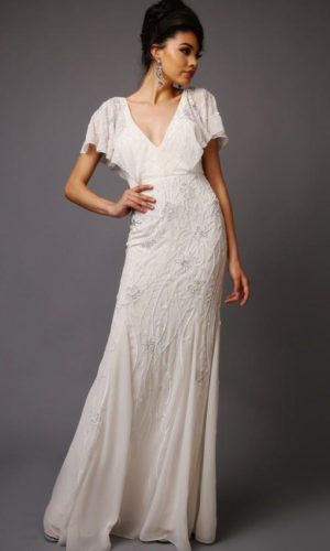 Virgos Lounge - Beatrice Wedding Dress - Robe de mariée pas cher - The Wedding Explorer