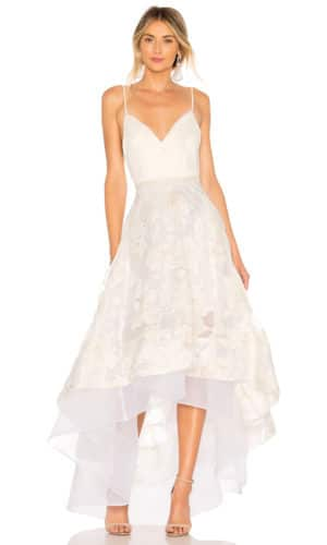 Revolve - Robe de mariée ALEXIA - Robe de mariée pas cher - The Wedding Explorer