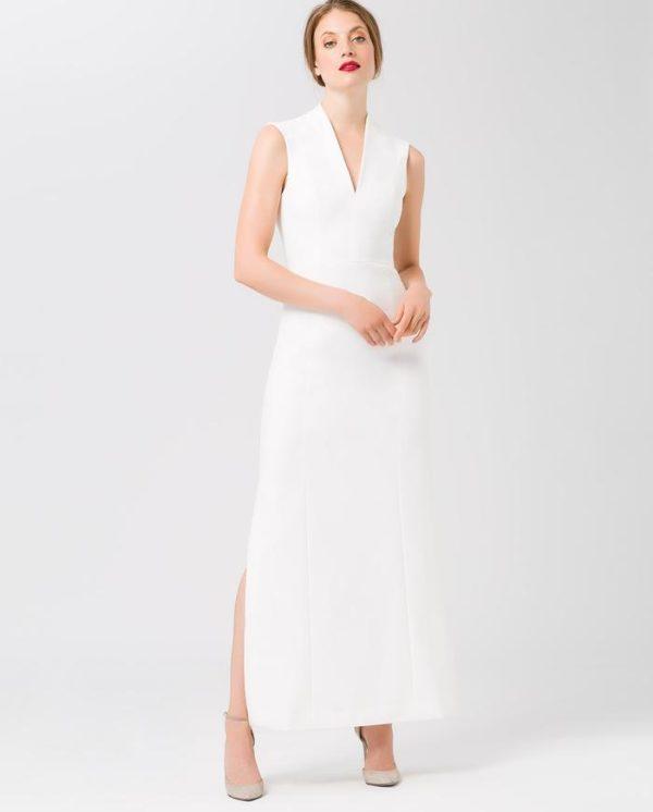 IVY & OAK - HIGH COLLAR EVENING DRESS - Robe de mariée pas cher - The Wedding Explorer