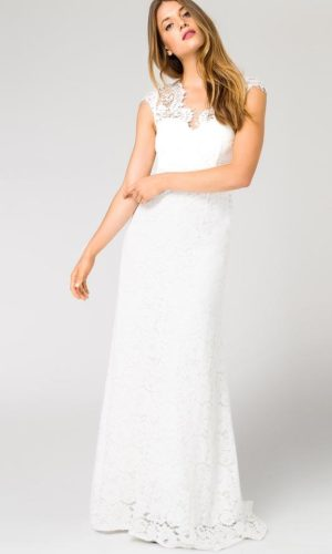 IVY & OAK - BRIDAL LACE DRESS - Robe de mariée pas cher - The Wedding Explorer
