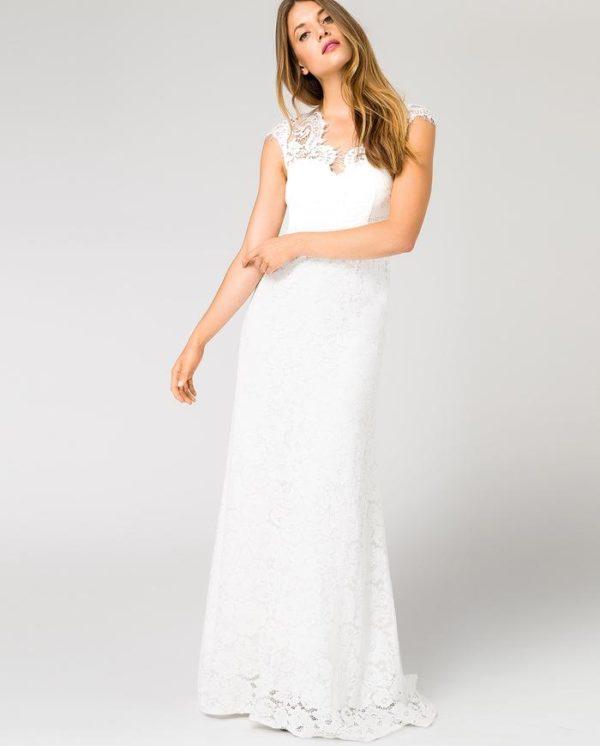 IVY & OAK - BRIDAL LACE DRESS - Robe de mariée pas cher - The Wedding Explorer