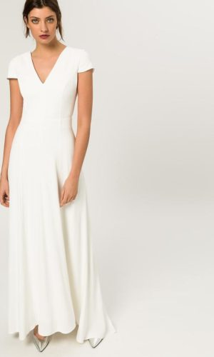 IVY & OAK - BRIDAL CAP SLEEVE DRESS - Robe de mariée pas cher - The Wedding Explorer