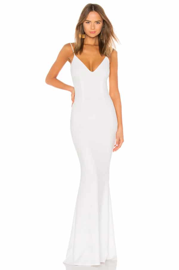 Revolve - Robe de mariée BAMBI - Robe de mariée pas cher - The Wedding Explorer
