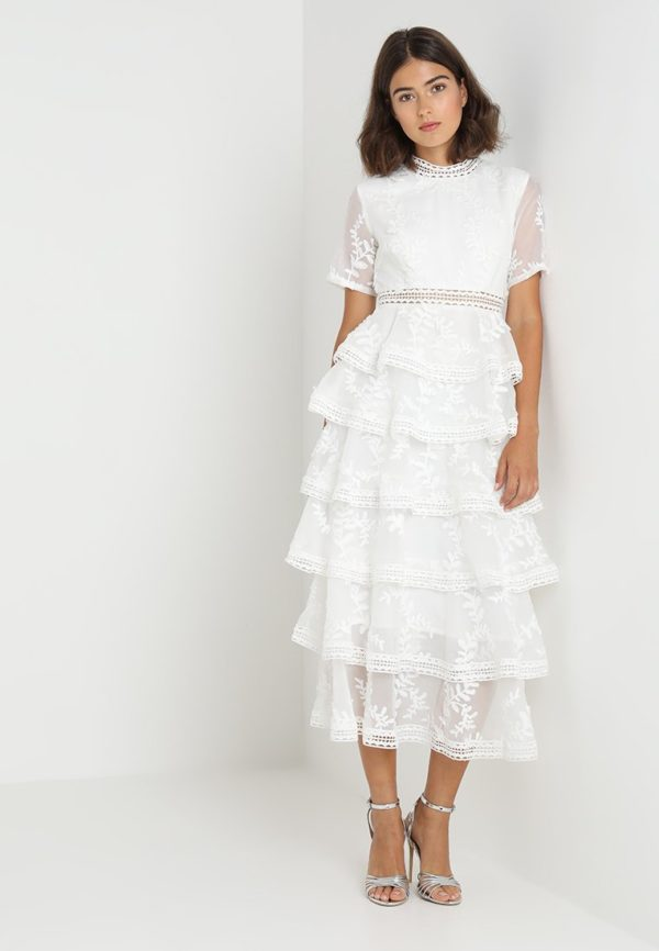 Mossman - The Colossal Dress - Robe de cocktail - Robe de mariée pas cher - The Wedding Explorer