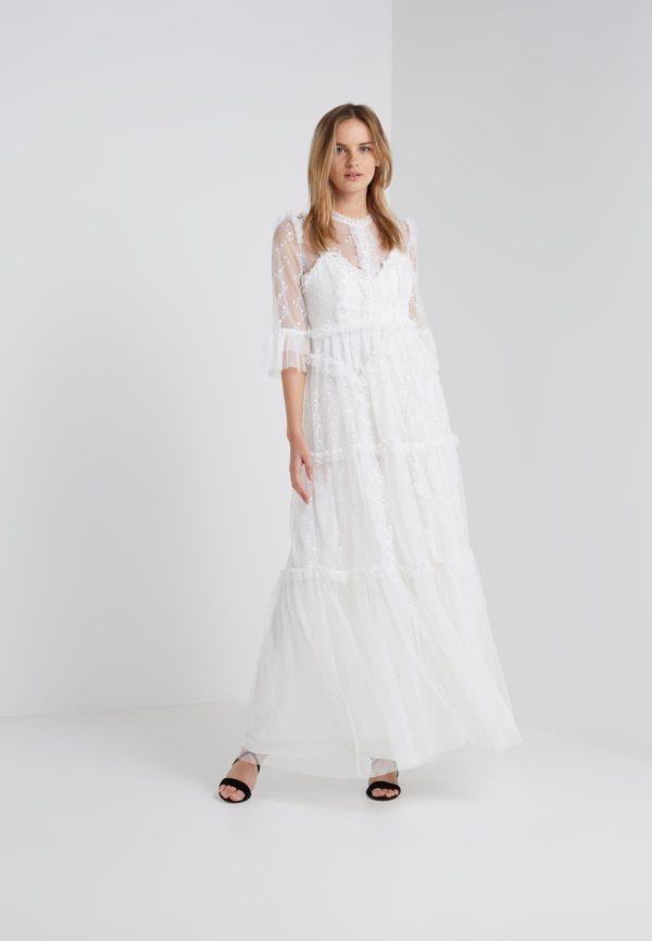 NEEDLE & THREAD - DECONSTRUCTED GOWN - Robe de mariée pas cher - The Wedding Explorer