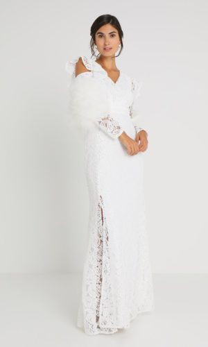 TFNC TOKO MAXI - Robe de cocktail - Robe de mariée pas cher - The Wedding Explorer