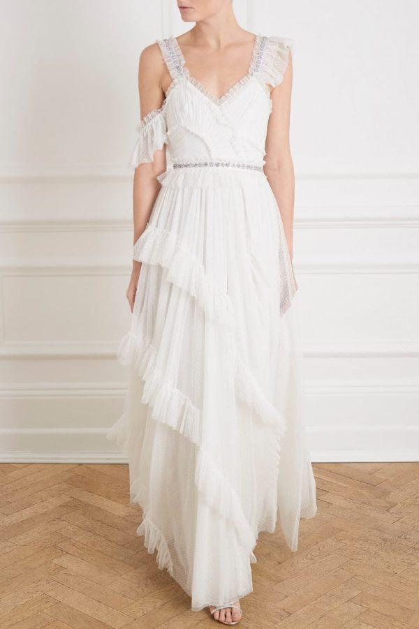 NEEDLE & THREAD - DEGAS GOWN - Robe de mariée pas cher - The Wedding Explorer
