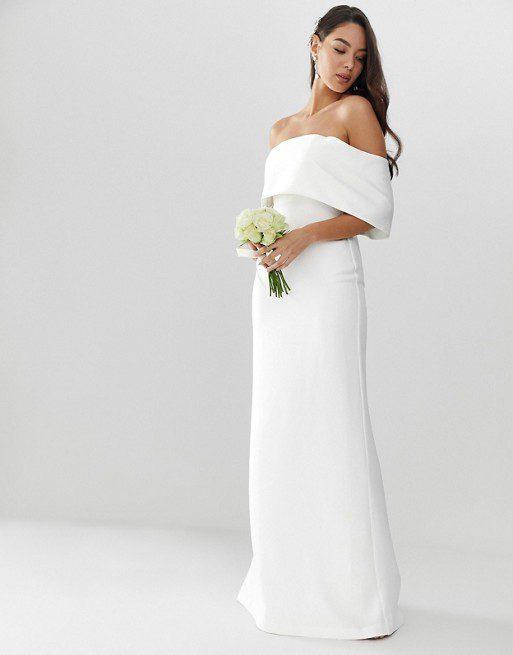 Robe de mariée ASOS EDITION - Robe de marié