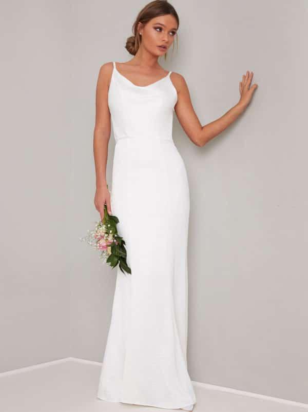 Chi Chi London - Mariam Dress - Robe de mariée pas cher - The Wedding Explorer