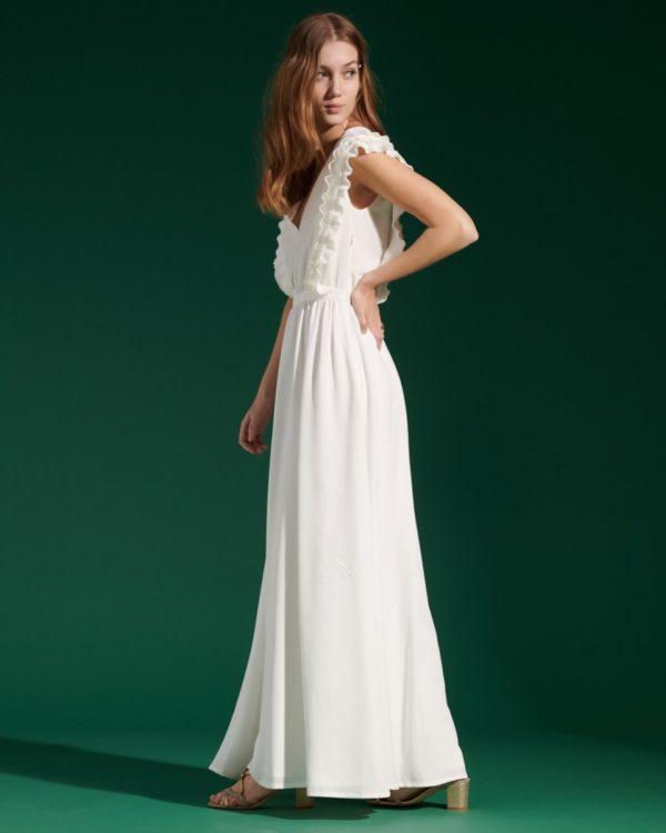 Sessùn - Amorina - Antic White - Robe de mariée pas cher - The Wedding Explorer