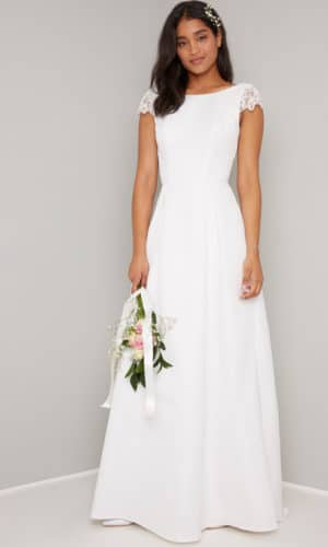 Chi Chi London - Natalie Dress - Robe de mariée pas cher - The Wedding Explorer