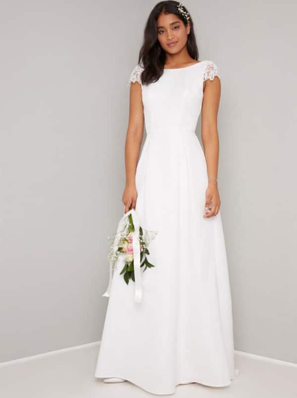 Chi Chi London - Natalie Dress - Robe de mariée pas cher - The Wedding Explorer