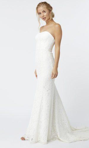 MONSOON - ROBE DE MARIÉE EN DENTELLE ALONDRA - Robe de mariée pas cher - The Wedding Explorer