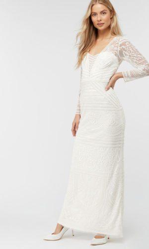 MONSOON - ROBE DE MARIÉE CHARLOTTE - Robe de mariée pas cher - The Wedding Explorer