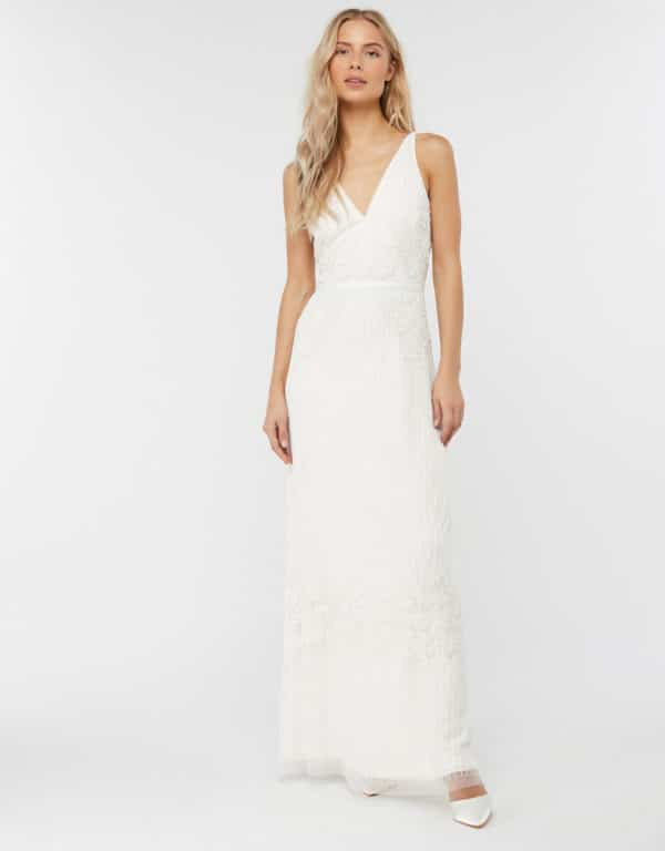 MONSOON - ROBE DE MARIÉE MARGARET - Robe de mariée pas cher - The Wedding Explorer