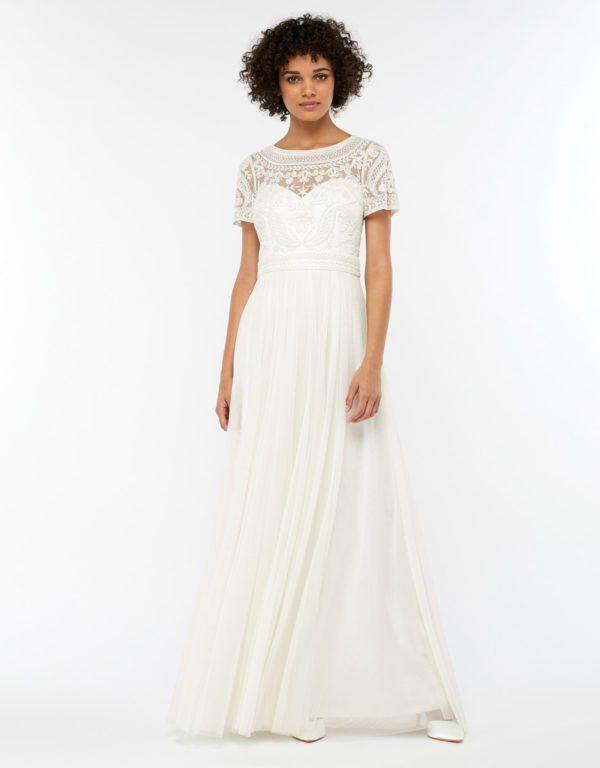 MONSOON - ROBE DE MARIÉE BÉATRICE - Robe de mariée pas cher - The Wedding Explorer