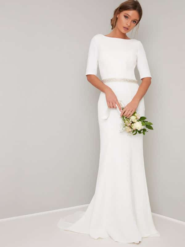 Chi Chi London - Demi Dress - Robe de mariée pas cher - The Wedding Explorer