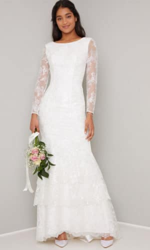 Chi Chi London - Dani Dress - Robe de mariée pas cher - The Wedding Explorer