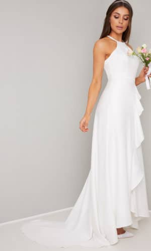 Chi Chi London - Selina Dress - Robe de mariée pas cher - The Wedding Explorer