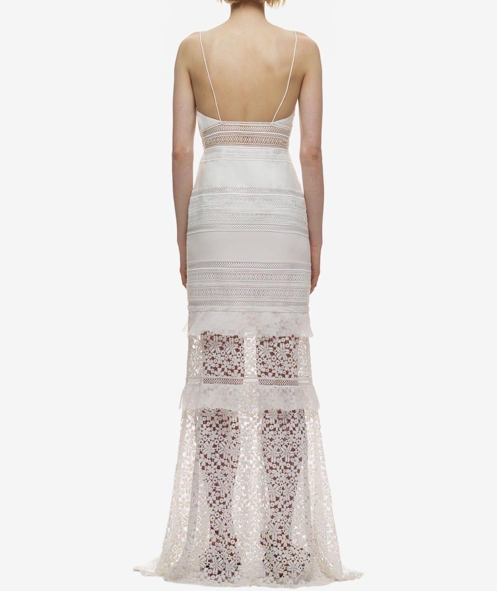 Robe De Mariée Self Portrait - Peony Bridal Dress
