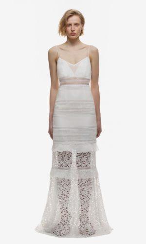 Self Portrait - Peony bridal dress - Robe de mariée pas cher - The Wedding Explorer