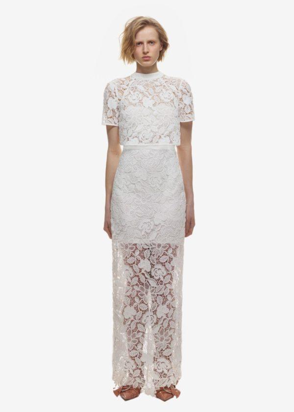 Self Portrait - Marcela bridal dress - Robe de mariée pas cher - The Wedding Explorer