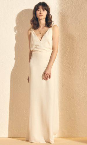 Sessùn - Audrey oui - Antic White - Robe de mariée pas cher - The Wedding Explorer