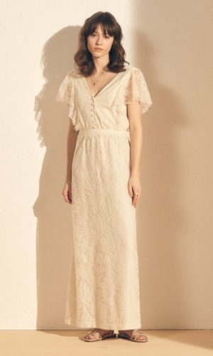 Sessùn - Mi angel - Antic White - Robe de mariée pas cher - The Wedding Explorer