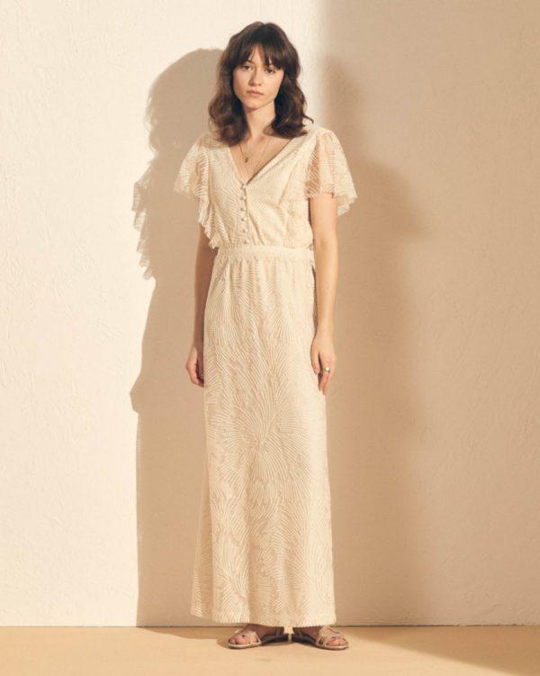 Sessùn - Mi angel - Antic White - Robe de mariée pas cher - The Wedding Explorer