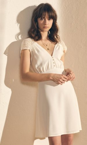 Sessùn - Mon amour - Guérande - Robe de mariée pas cher - The Wedding Explorer