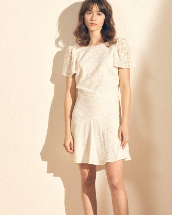 Sessùn - Santa maria - Antic White - Robe de mariée pas cher - The Wedding Explorer