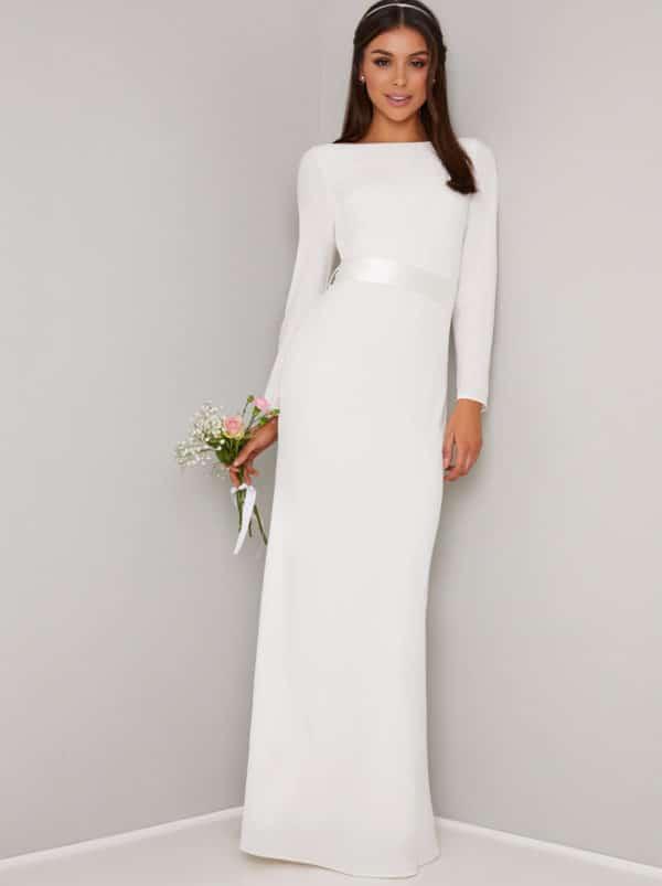 Chi Chi London - Meghan Dress - Robe de mariée pas cher - The Wedding Explorer