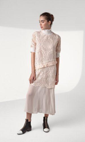 Heimstone - Robe Dries en dentelle végétale - Robe de mariée pas cher - The Wedding Explorer