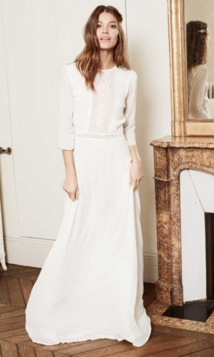 Balzac Paris - Robe Extase - Robe de mariée pas cher - The Wedding Explorer