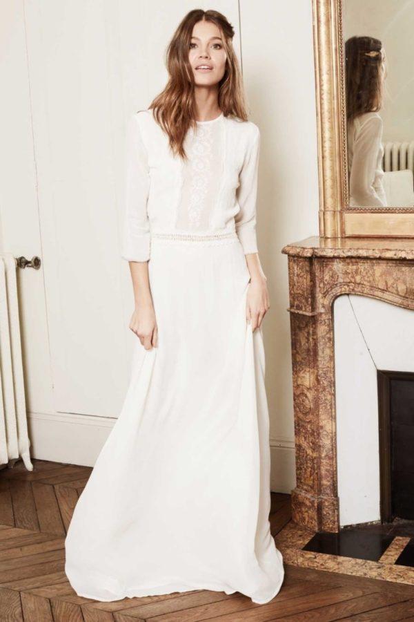 Balzac Paris - Robe Extase - Robe de mariée pas cher - The Wedding Explorer