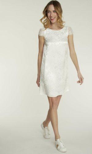 """The Wedding Explorer Mariage civil : 50 robes de mariée courtes et pas chères pour dire """"Oui"""" avec style Blog"""