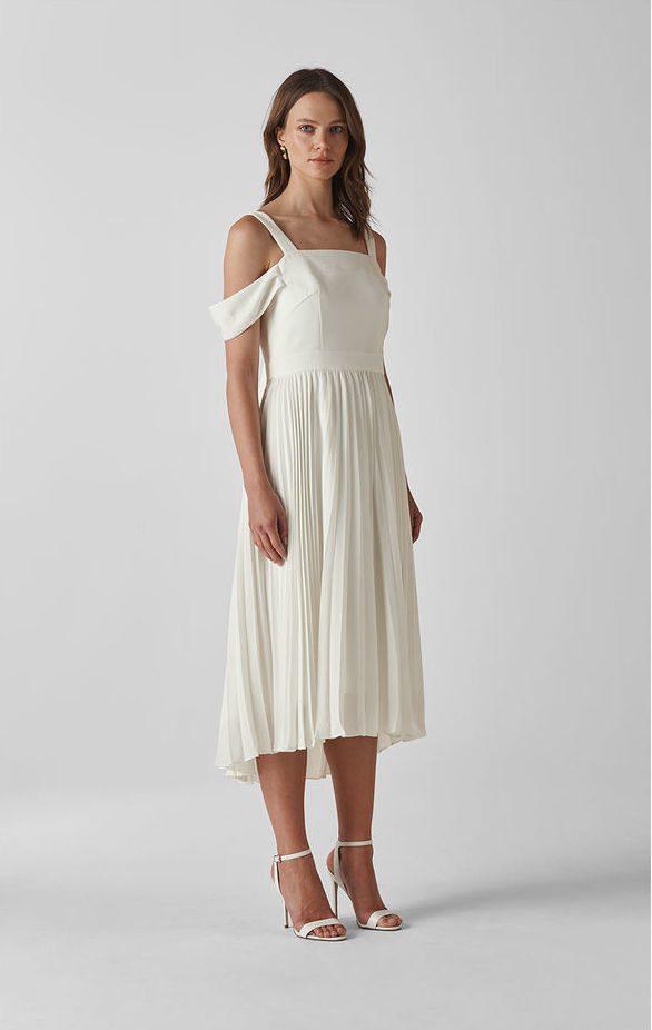 Whistles - Clementine Wedding Dress - Robe de mariée pas cher - The Wedding Explorer