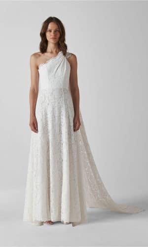 Whistles - Juliet Wedding Dress - Robe de mariée pas cher - The Wedding Explorer
