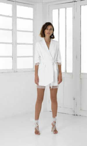 Rime Arodaky - Robe Blazer Jax - Robe de mariée pas cher - The Wedding Explorer