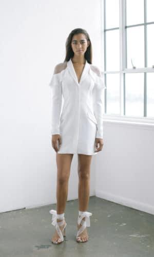 Rime Arodaky - Robe Blazer Ambra - Robe de mariée pas cher - The Wedding Explorer