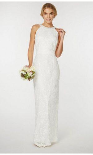 Dorothy Perkins - Robe de mariée Aurora - Robe de mariée pas cher - The Wedding Explorer