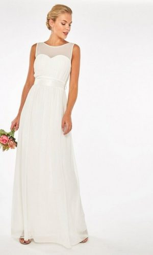 Dorothy Perkins - Robe de mariée Willow - Robe de mariée pas cher - The Wedding Explorer