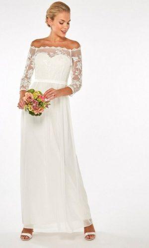 Dorothy Perkins - Robe de mariée Trinity - Robe de mariée pas cher - The Wedding Explorer