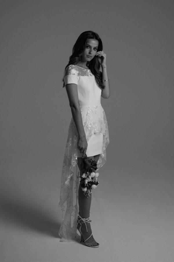 Rime Arodaky - Robe Halcyon - Robe de mariée pas cher - The Wedding Explorer