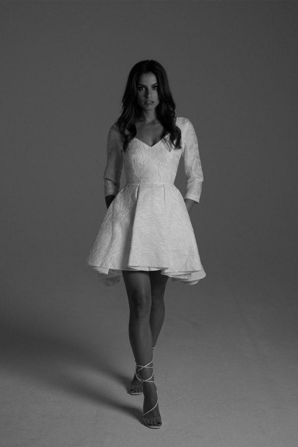 Rime Arodaky - Robe Palermo - Robe de mariée pas cher - The Wedding Explorer